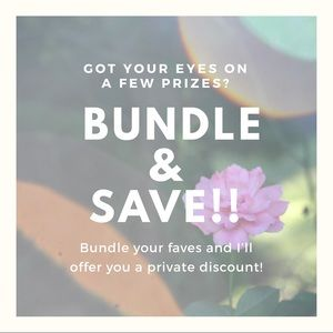‼️Bundle Your Faves & Save‼️
